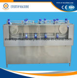 Gdf может наполнить газом завалку напитка и запечатывание 2 в 1 машине