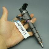 Injecteur 0445110293, 0445 110 293 de pétrole de Durablity Bosch d'usure de C.P. 2.0 Cr/IPL19/Zerek20s