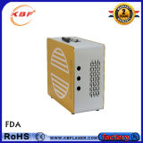 machine d'inscription de laser de la fibre 20With30With50W pour l'acier du carbone