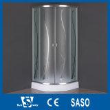 モザイクによって印刷される緩和されたガラスのシャワー機構