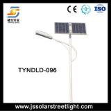 luz de calle solar del precio bajo de 120W el 12m