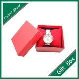 Doos van de Gift van het Horloge van de douane de Hoogwaardige met Hoofdkussen