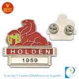 주문 기념품 선물 차가운 사기질 기관자전차 Pin 기장 또는 상징