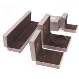 황금 인쇄를 가진 팔찌 팔찌 반지 펀던트 상자 (J37-E1)
