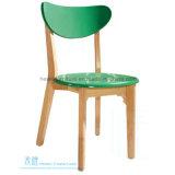 Madeira contínua popular que janta a cadeira para o café do restaurante (HW-H04C)