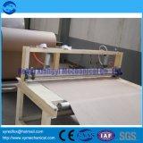 Linha de produção da placa de gipsita do PVC - maquinaria da placa do teto da gipsita