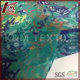 Подгонянная напечатанная чисто Silk ткань Crinkle 8mm Georgette