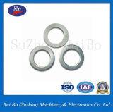 Rondelles plates des pièces de machines DIN125/rondelle en acier