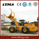 China 25 Ton ATV Log Loader Truck for Sale
