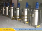 Réservoirs en acier inoxydable avec agitateur haute vitesse
