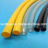 Tuyauterie flexible de PVC pour l'isolation de harnais de fil