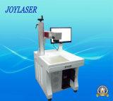 Máquina de la marca del grabador y de la joyería del laser de la fibra para la placa conocida