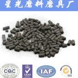 Carbón activado cilíndrico adsorbente del filtro de media del acuario