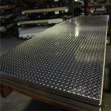 Aluminiumschritt-Platte für Dock-Platte