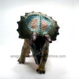 Jouets en plastique véritables initiaux de dinosaur pour le modèle collectable modèle