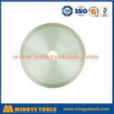 Lámina de corte de Diamon para la porcelana y el corte de cerámica