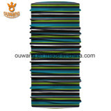 Im Freien Form Microfiber Sublimation gedruckter Snood-Polyester-Schal