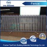1.8mの高い安全性の粉の上塗を施してある塀