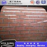 Bobina de aço Prepainted para o revestimento e o telhado da parede