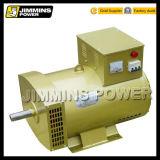 Conservation de l'énergie et faible consommation d'énergie alternatif Dynamo électrique à trois phases avec un ensemble de générateur de brosse et de cuivre (8kVA-2000kVA)