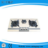 S/S Panel 5burner Cooktop mit Cer