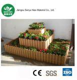 POT di fiore dell'installazione WPC/casella facili