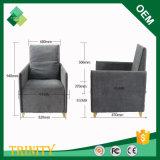 Cadeira mediterrânea do acento do estilo para a cafetaria em Ashtree (ZSC-53)