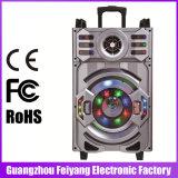 Feiyang/Temeisheng/Kvg Spreker Bluetooth van Lound van de Macht van 10 Duim de Navulbare Grote Draagbare met Karretje---F10-21