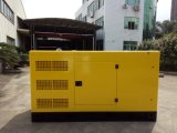 комплекты генератора 80kVA 64kwcummins охлаженные водой молчком тепловозные