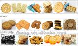 Linha de produção automática aprovada do biscoito do Ce do KH