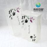 Caixa de presente de empacotamento da impressão dos cosméticos do PVC