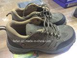 Chaussures de sûreté de Flyknit de type de sport