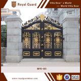 庭ゲートを滑らせる安全ゲートまたはゲートのグリルのデザインか金属