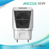 Mini refrigerador de aire evaporativo móvil de la India con el refrigerador del desierto del ventilador