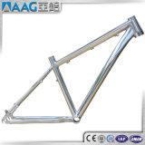 Partage de cadre en vélo en aluminium
