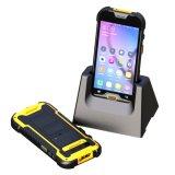 Los ordenadores móviles rugosos, 4G Lte Smartphone, terminal móvil elegante, impermeabilizan/a prueba de polvo