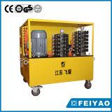 Do ponto múltiplo do elevador do PLC do tipo de Feiyao sistema de levantamento Synchronous hidráulico