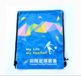 Fabricant Thin Animal Embroidered Kids Organic Cotton Sublimation Multifunctional Drawstring Bag