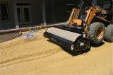 Vibratory ролик установленный на затяжелитель кормила скида кота гусеницы