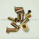 8X22mm Röhrenbremsbelag-Niet DIN7338c