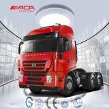 camion de film publicitaire de 6X4 380HP Genlyon Iveco
