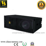 Touring W8lm Amplifiered y Teatro de 8 pulgadas Compacto 3-Way Línea Speaker Array