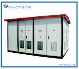 11kv 지적인 Box-Type 통합 삼상 옥외 변전소