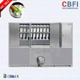 Cbfi populär mit Auslandskunde-essbarer Speiseeiszubereitung-Maschine