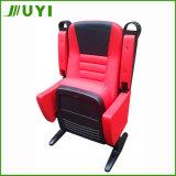 カップ・ホルダーの使用された劇場の椅子の映画館のシートと折るJy-617