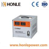 Stabilisateurs automatiques raisonnables de tension CA des prix SVC-1000V de qualité