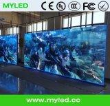 2017 nuova visualizzazione di LED locativa completa dell'interno di RGB del comitato della fase dello schermo 576X576 P3 della parete del video a colori dei prodotti 2121SMD