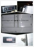 Escaninho de armazenamento do gelo do certificado do Ce
