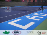 容易なインストールおよび低い維持のテニスコート