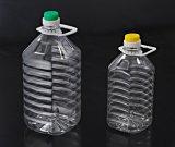 Машина Semi автоматической бутылки минеральной вода 5L дуя